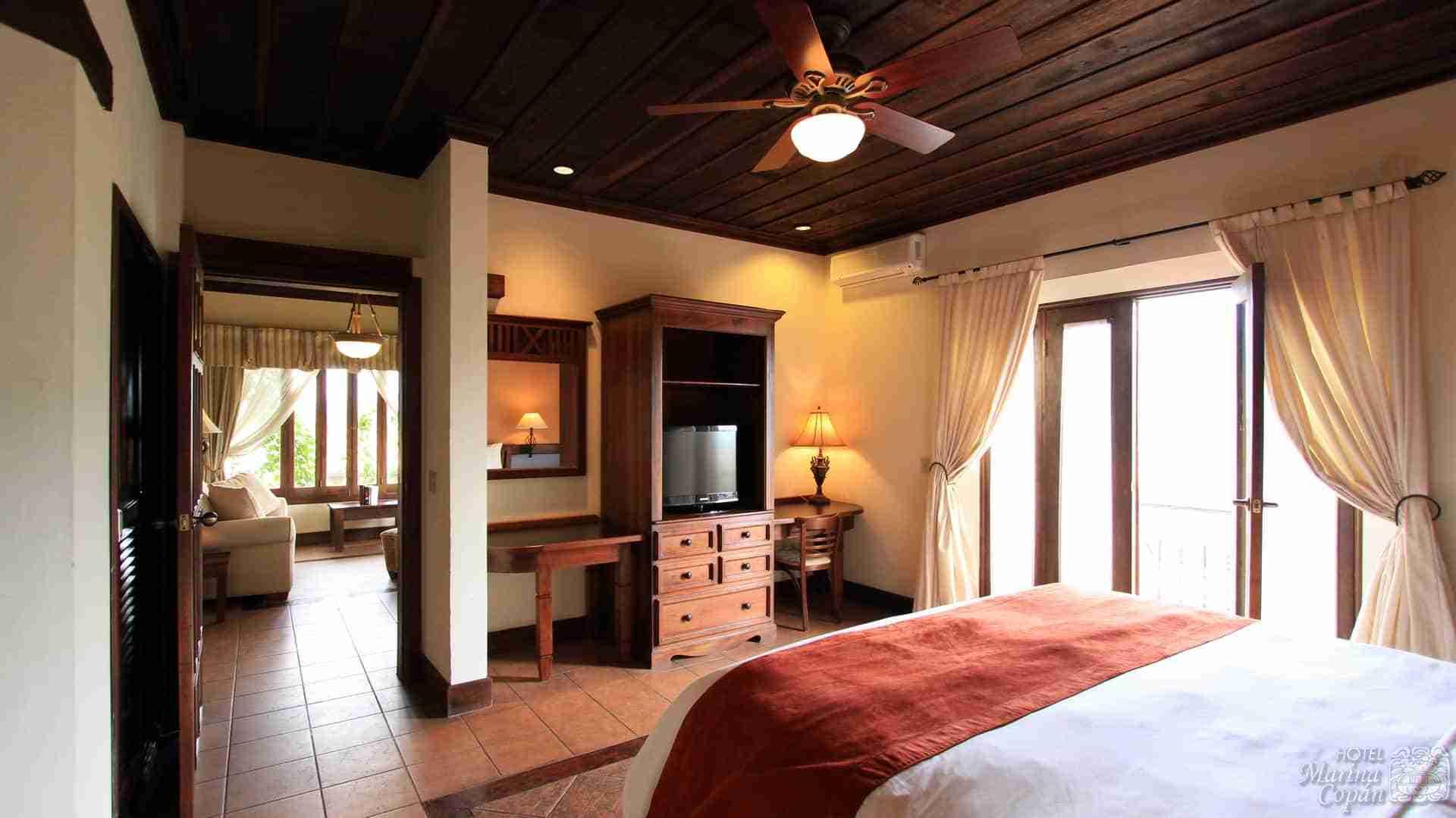Tower Suite Bedroom